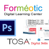 Certification TOSA Photoshop à distance Formeotic
