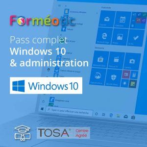 Pass complet Windows 10 & Maintenance
